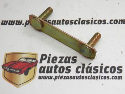 Placa Grapa Fijación Soporte Renault 6 TL REF 7703015054