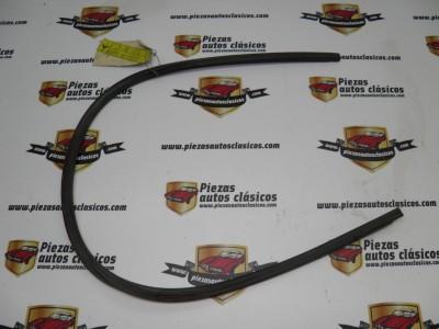 Goma De Cristal Fijo Puerta Trasera Renault 4  ( original )ref origen 0607762200