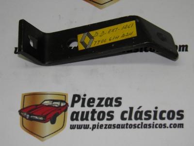 Soporte parachoques Delantero derecho exterior Renault 12 R-1261 Ref: 7700614224