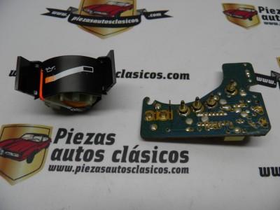 Circuito impreso e indicador nivel de aceite Renault 18 ref origen 7701025331