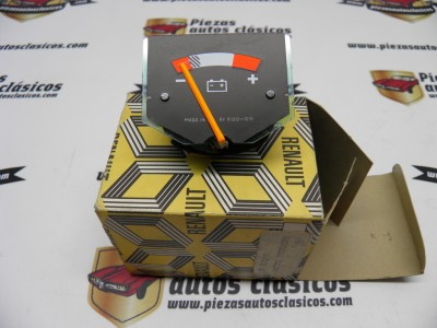 Indicador carga Batería Renault 18 B  ref origen 7701022966