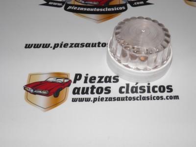 Plafón Luz De Cortesía (Blanco) Renault  4,5,6 (1973-1975) ,14,4CV,Dauphine, Estafette, Alpine A110,Ondine ...