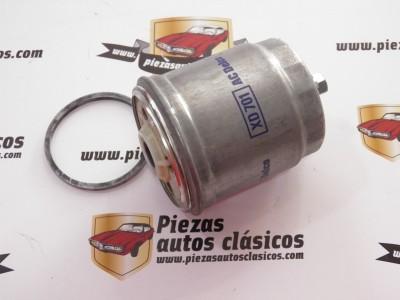 Filtro gasoil XD701 Fiat Fiorino, pick up, Marea Opel Ascona C, Kadett D/E Rover 100
