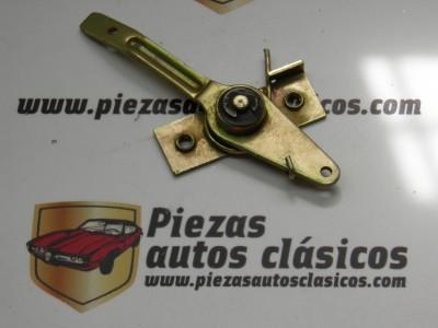Mecanismo de apertura interior delantero izquierdo Renault 12 ref origen 7700505471