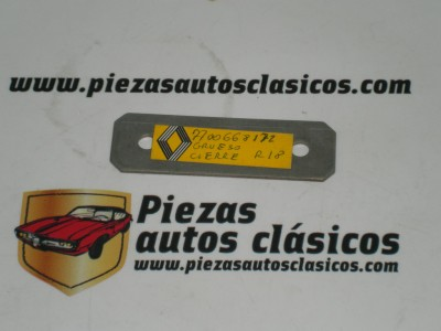 Grueso resbalón Capot Renault 18 ref origen 7700668172