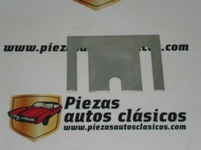 Grueso bisagra inferior puerta delantera Renault 6 y 12 ref origen 7700512300