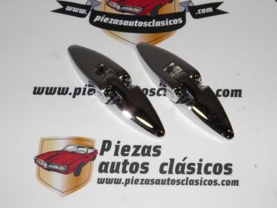 Pareja Bisagras Capo Traseras Renault Alpine y 4CV