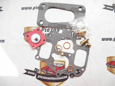 Kit de carburador doble cuerpo Solex Citroen 2CV