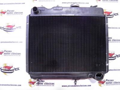 Radiador De Motor Renault 4 motor 850 4 velocidades Caja 354 (34x38cm.) Ref:7702101386