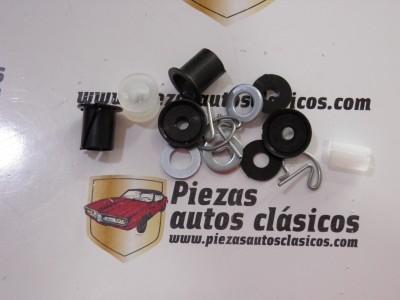 Kit casquillos cambio seat 127 / Fiat 127, Panda, Uno