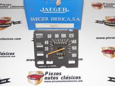 Cuentakilómetros Renault 5 TS (Mod.2) REF JAEGER 6411