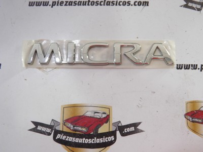 Anagrama MICRA Nissan Micra Ref: 90892-AX600