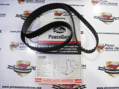 Correa dentada de distribución Gates Fiat 131 y 132 Ref: 4720777 / 7303414