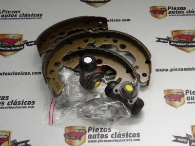 Kit de frenos traseros Renault 4,5,6,7 180mm X 32mm