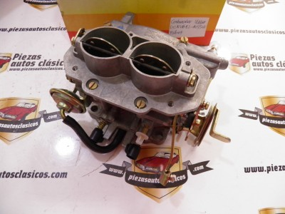 Carburador Weber 36 DCNVH 12 - 103 7A Talbot