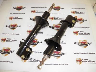 Par amortiguadores delanteros Ford Fiesta 84 - 89 Sachs