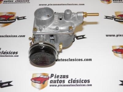 Carburador Solex F 28 IBS  Starter Automático Renault  Motor Ventoux