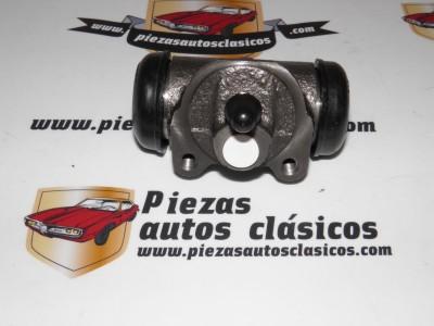 Bombín De Freno Trasero 22mm Seat  124, 131 hasta 1983