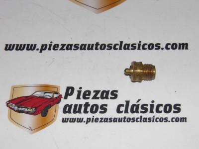 Válvula De Aguja Entrada Carburador Solex Renault 5,6,7,8,10 y 12