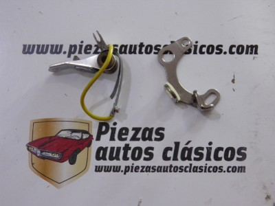 Juego de platinos para delco Marelli Alfa Romeo I Ref: 71007003