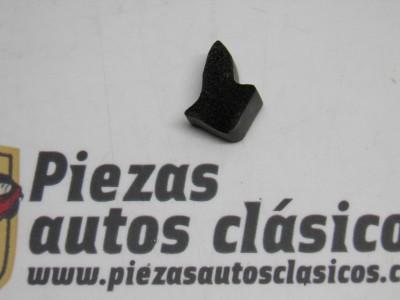 ML perfil esponjoso contorno de puerta, 16 x 22mm, vendida por metros Simca 1000 y Renault 6.