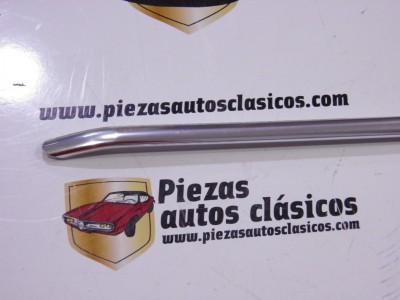 Vierteaguas original cromo Renault 12