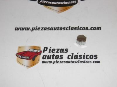 Tuerca Brazo Limpiaparabrisas Cromada Dodge, Renault 5  y 6TL , Simca 1200  ,Seat 124 y 1430
