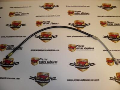 Cable trasero freno de mano Dodge