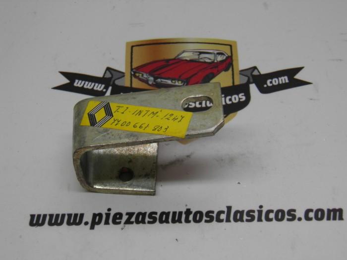 Soporte parachoques trasero izquierdo interior renault 5 for Interior izquierdo