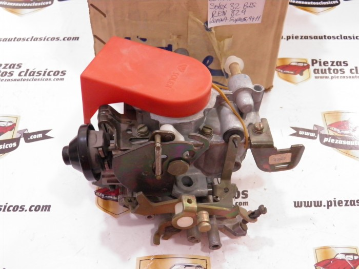 carburador solex 32 bis ren 829 renault super 5 9 y 11 rh piezasautosclasicos com
