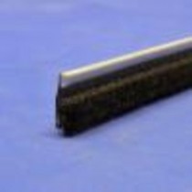 Cejilla lamelunas de felpudo 15,4mm, largo 125cm