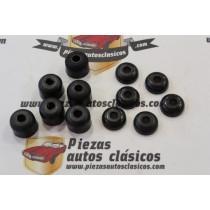 Kit 12 Retenes De Válvula Dodge dart y 3700 GT