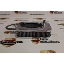 Filtro Universal Carburador Weber 32/36 Seat 124, 131... y Renault 5 TS, 8 TS, 12 TS.... (48x172x115mm)