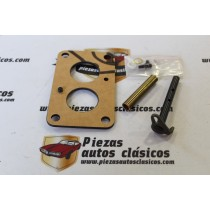 Kit Reparación Para Starter Carburador Weber 32 DRT Renault Super 5, 9 y 11