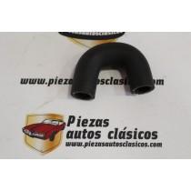 Manguito Radiador ,Intercambio Calor Renault 19 I y 21  Ref:7700745411