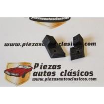Kit 2 Topes Sujección Goma De Puerta Renault Florida y Caravelle Ref:5558458/5558459