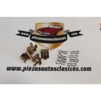 Kit Flejes Antiruido Pastillas De Freno Seat -Fiat 127, 128, 131, 132, Panda...