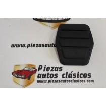 Goma Pedal Freno o Embrague Renault 18 , 21 y 25 Ref:7700765318