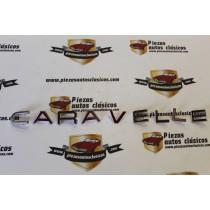 Anagrama letras sueltas Caravelle