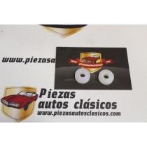 Kit Casquillos Palanca Inferior Cambios Citroën 2CV