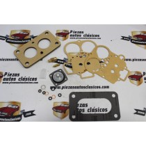 Kit carburador WEBER 32 DIR Renault 5 TS, 8 TS, 12 TS y 5 Alpine