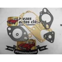 Juego de juntas carburador Solex 32 PDIS Renault 8 y 6