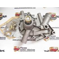 Bomba de agua Renault 4 Motor Sierra con eje roscado  Ref7702039671