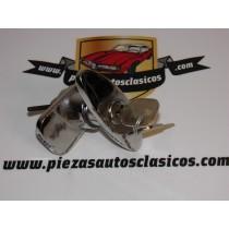 Manilla de maletero Renault 4 con llaves