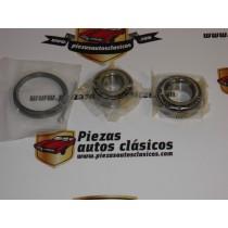 Kit rodamientos rueda trasera Renault 4,6,5,7,12 y 18 REF 7702163637