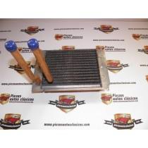 Radiador de calefacción Dodge