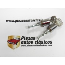 Juego de 2 cilindros de puerta Renault Alpine A 110, florida y caravelle.