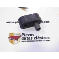 Silemblock estabilizadora 12mm. casquillo largo Renault 4, 5, 6, 7...