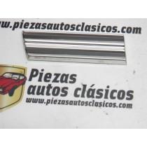 Moldura Talonera Aleta Delantera Izquierda Renault 8 2ª serie