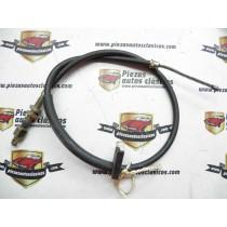 Cable de freno trasero izquierdo Renault 4, F6 y 6